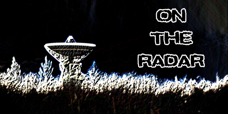 ON THE RADAR LOGO