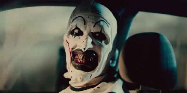 ART THE CLOWN - TERRIFIER