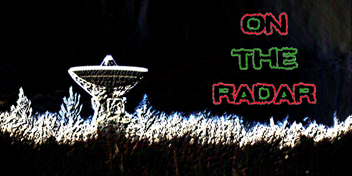 ON THE RADAR LOGO XMAS